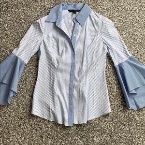 White House Black Market Size 6 blouse